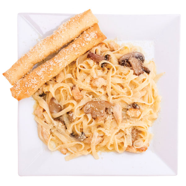 Chicken Alfredo Pastaimage