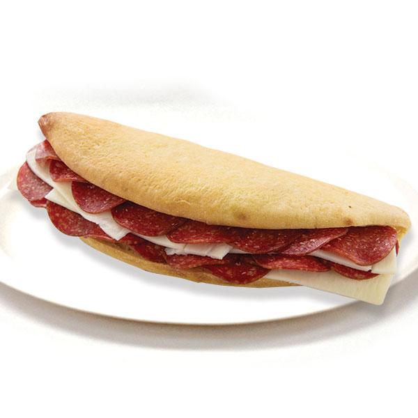 Pepperoni Sandwich Image